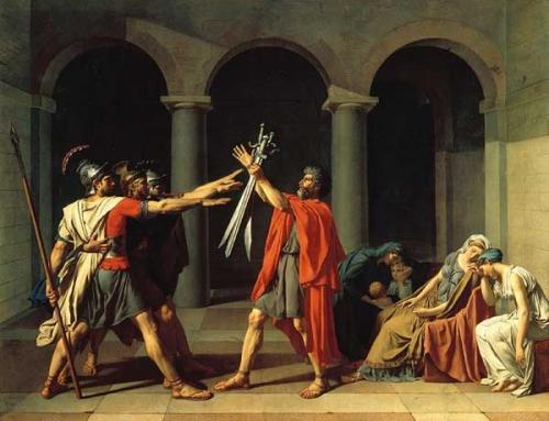 #20: Ave, Caesar, morituri te salutant.